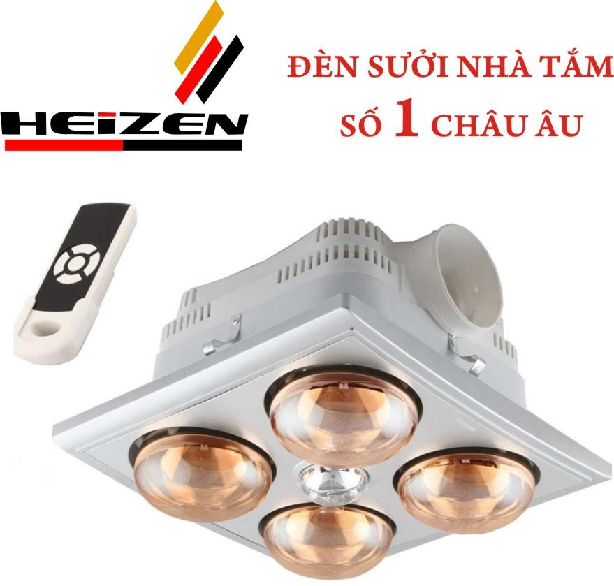 Đèn sưởi nhà tắm Heizen cho gia đình