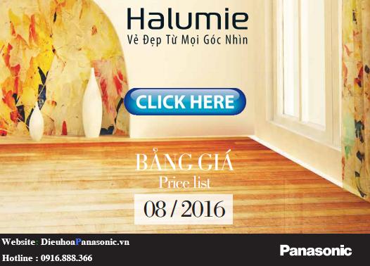 Bảng giá thiết bị điện Panasonic