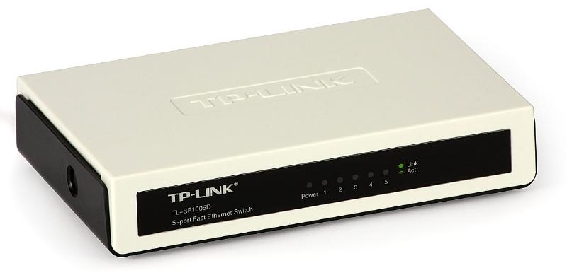Switch Tp-link 5 port 100M