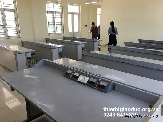 bàn thí nghiệm vật lý 1