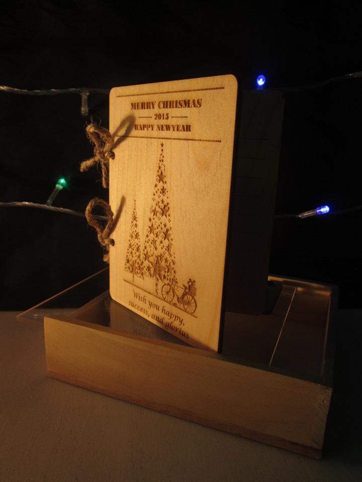 Thiệp noel handmade, thiệp giáng sinh handmade