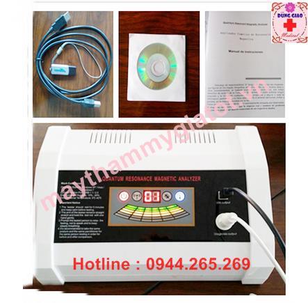Máy kiểm tra chỉ số sức khỏe cơ thể KG-01