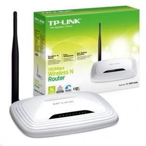 Phát WIFI TPLINK 740N (1 RÂU)