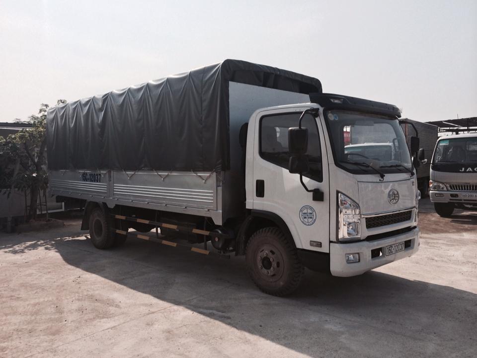 Bạn biết gì về thương hiệu xe tải faw, xe tải faw chất lượng 2