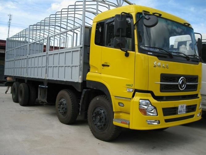 Các dòng xe ô tô tải phổ biến ở Việt Nam hiện nay 1