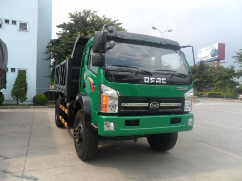 Các dòng xe ô tô tải phổ biến ở Việt Nam hiện nay 4