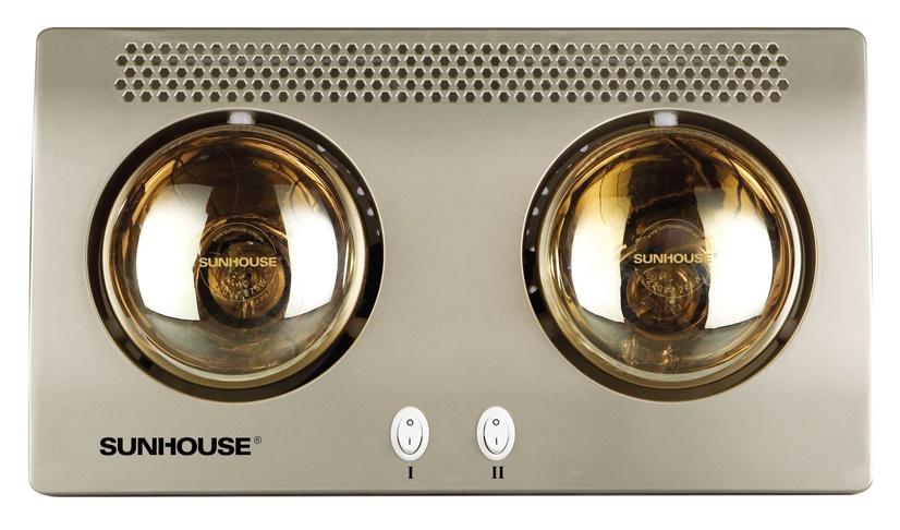 Đèn sưởi nhà tắm Sunhouse SHD3802