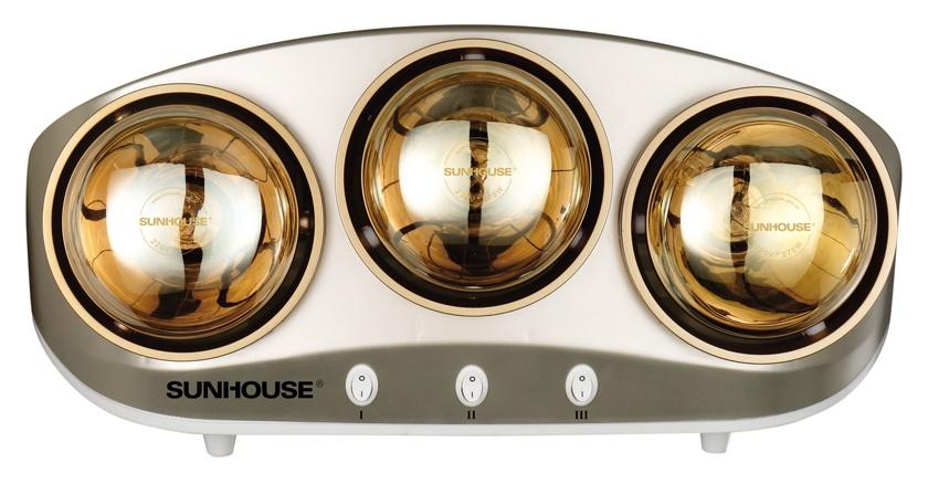 Đèn sưởi nhà tắm Sunhouse SHD3803