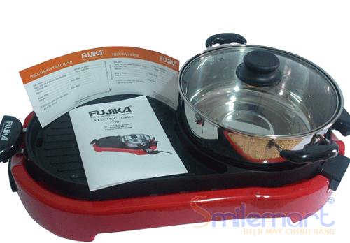 Bếp lẩu nướng đa năng Fujika FJ-899