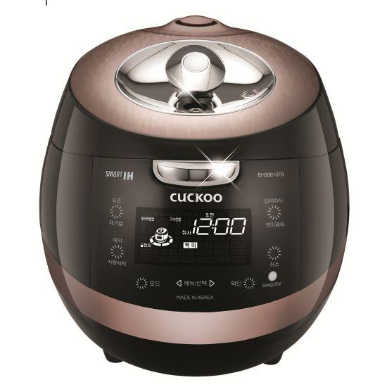 Nồi cơm áp suất điện từ Cuckoo CRP-BHS0610FB