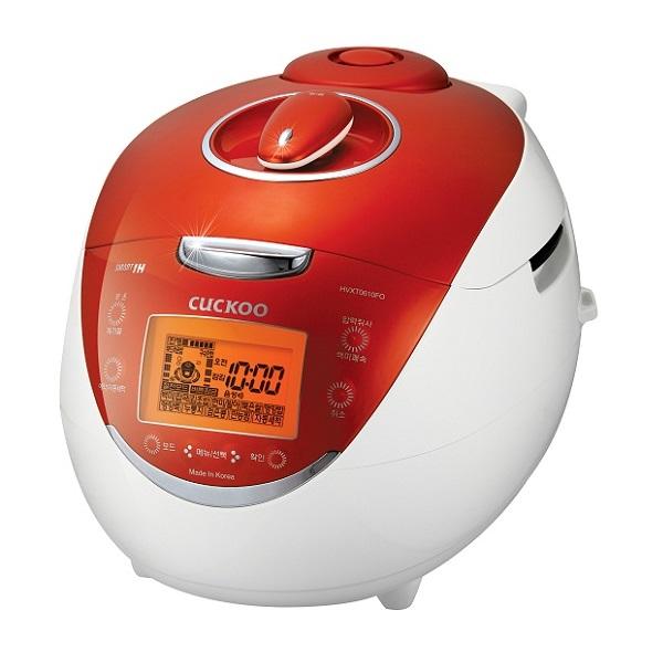 Nồi cơm áp suất điện từ CUCKOO CRP-HVXT0610FO