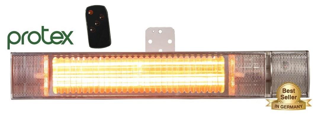 Đèn sưởi nhà tắm Protex PR-001D (điều khiển từ xa)