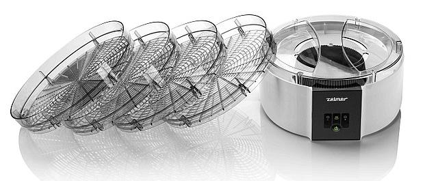 Máy sấy thực phẩm Zelmer FD1001 (ZFD1250W)
