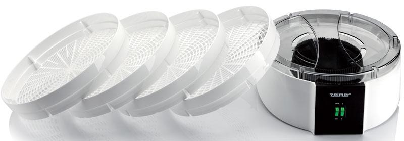 Máy sấy thực phẩm Zelmer FD1000 (ZFD1050W)