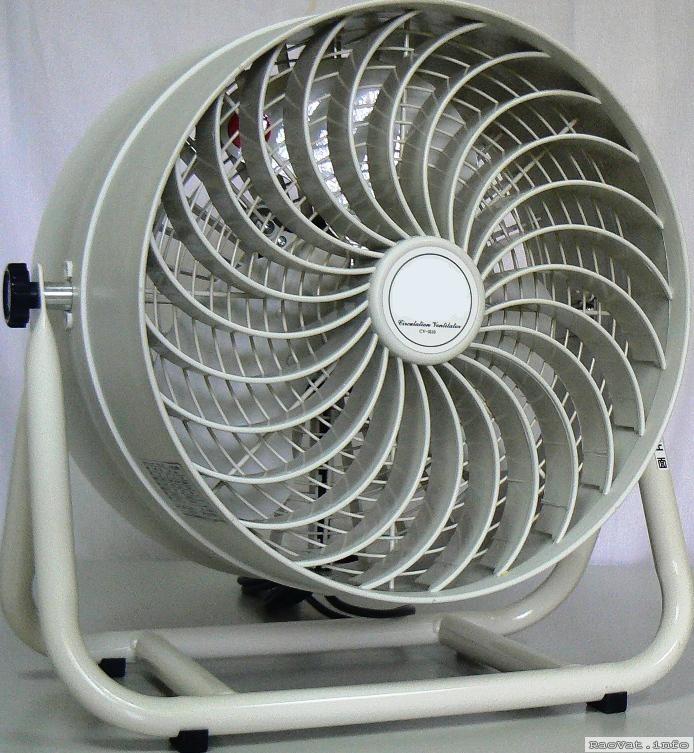 Quạt lưu thông gió Dasin CV-3520