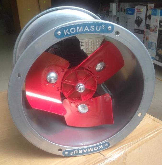 Quạt thông gió công nghiệp KOMASU KM25 T/V