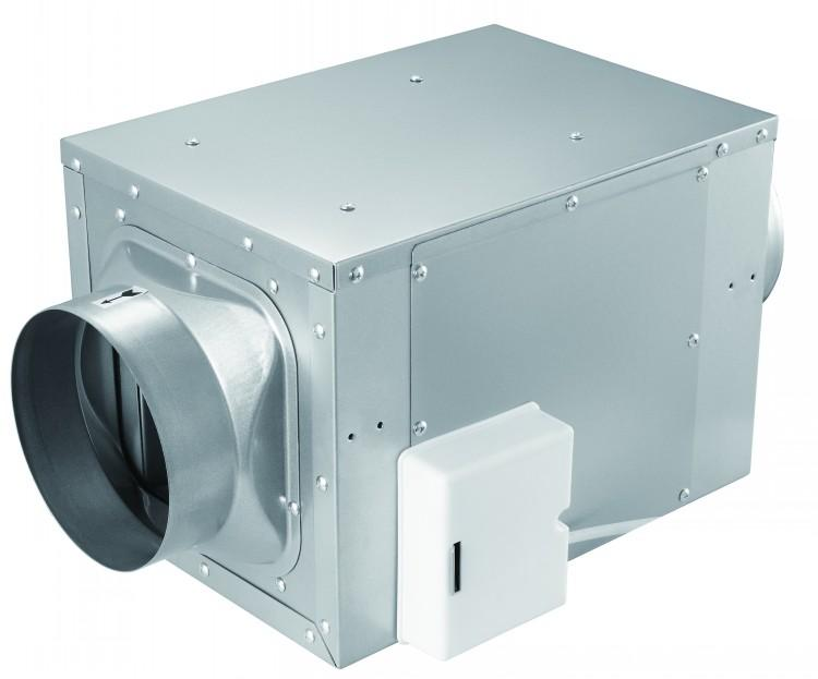 Quạt thông gió âm trần Nanyoo DPT10-24B