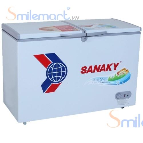 Tủ đông Sanaky SNK-420W