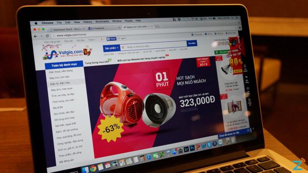 Quảng cáo online đôi khi gây lại ác cảm với người tiêu dùng. Ảnh: Hạo Nhiên