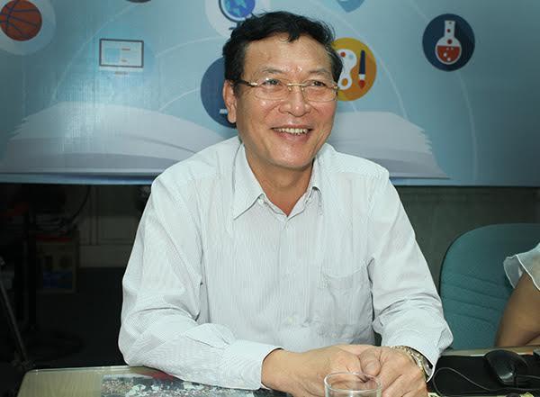 Bộ trưởng Phạm Vũ Luận