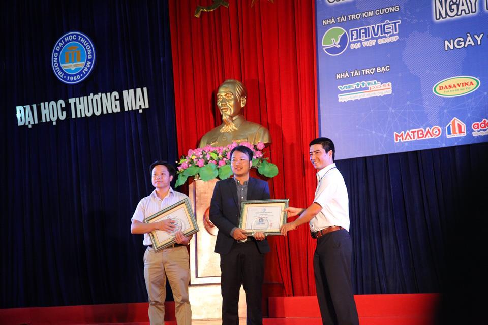 BTC trao Giấy chứng nhận và Kỷ niệm chương cho 2 nhà đồng tài trợ