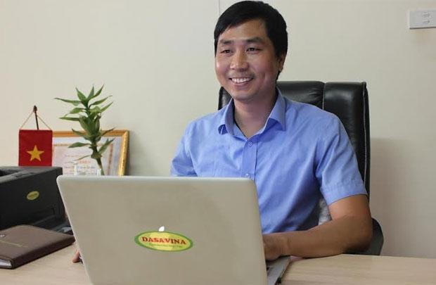 Giám đốc Công ty DASAVINA Nguyễn Bá Toàn