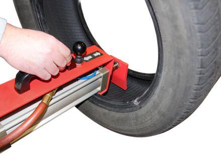 máy banh vỏ lốp xe