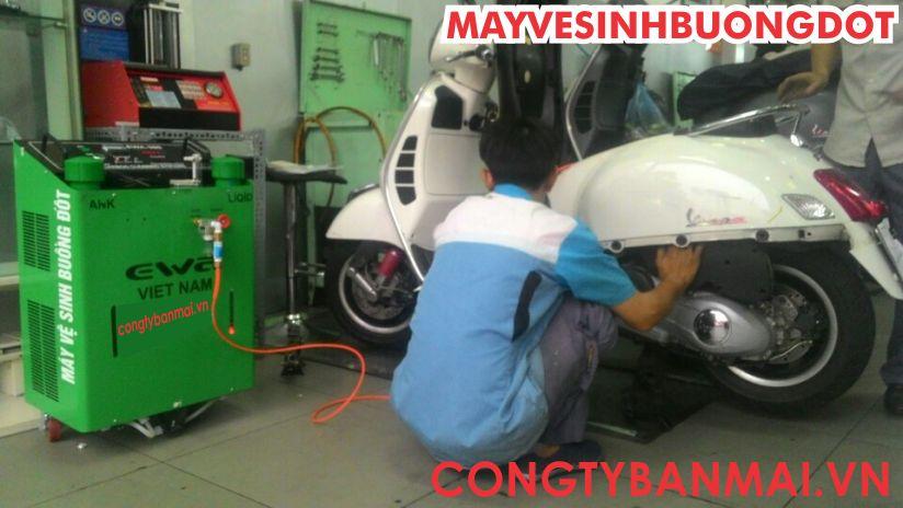máy vệ sinh buồng đốt, máy làm sạch động cơ bằng khí hydro, máy làm sạch muội than các bon