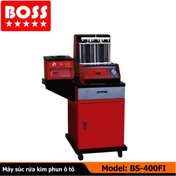 máy súc rửa kim phun, máy súc béc phun, thiết bị làm sạch kim phun xe máy