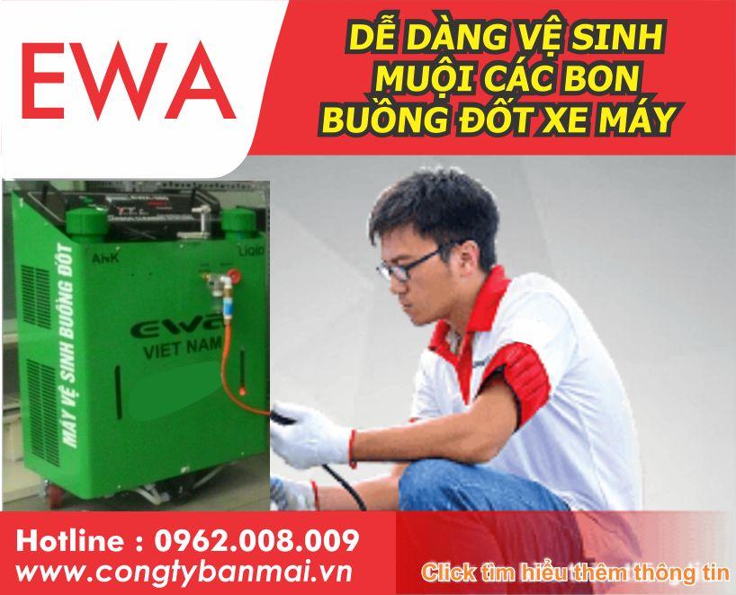 máy làm sạch động cơ, máy làm sạch muội than, máy vệ sinh buồng đốt