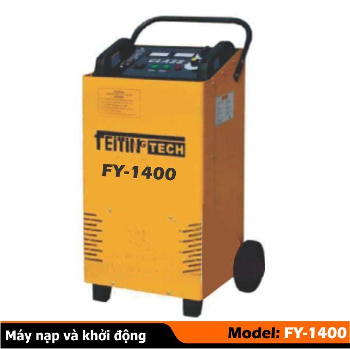 máy nạp và đề khởi động, máy đề khởi động FY-1400