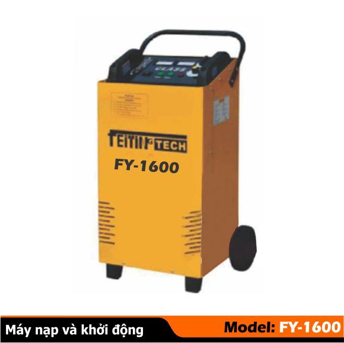 máy nạp và đề khởi động, máy đề khởi động FY-1600