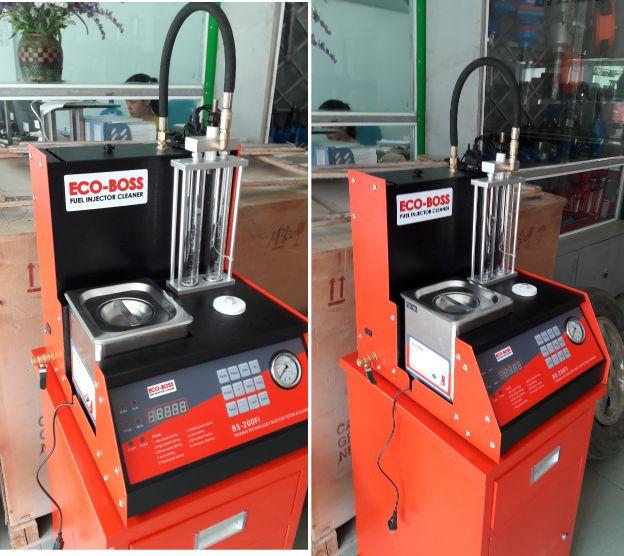 máy súc rửa kim phun, máy súc béc phun, máy súc rửa kim phun điện tử bằng sóng siêu âm, vệ sinh kim phun, làm sạch kim phun xe máy