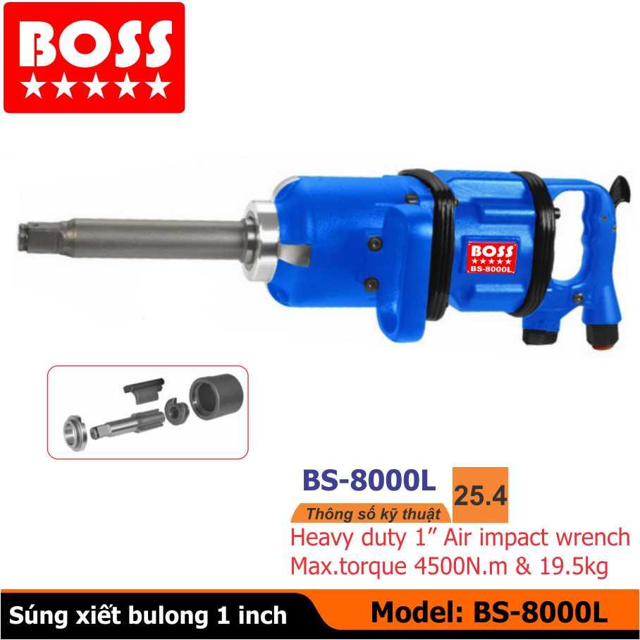 Sung van bu-long BS-8000L, sung xiet bu long BOSSS