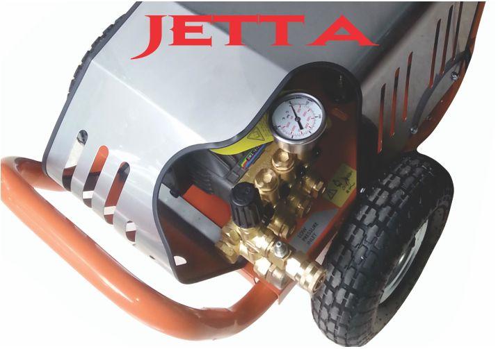 máy xịt rửa xe JETTA, máy phun áp lực cao 3KW