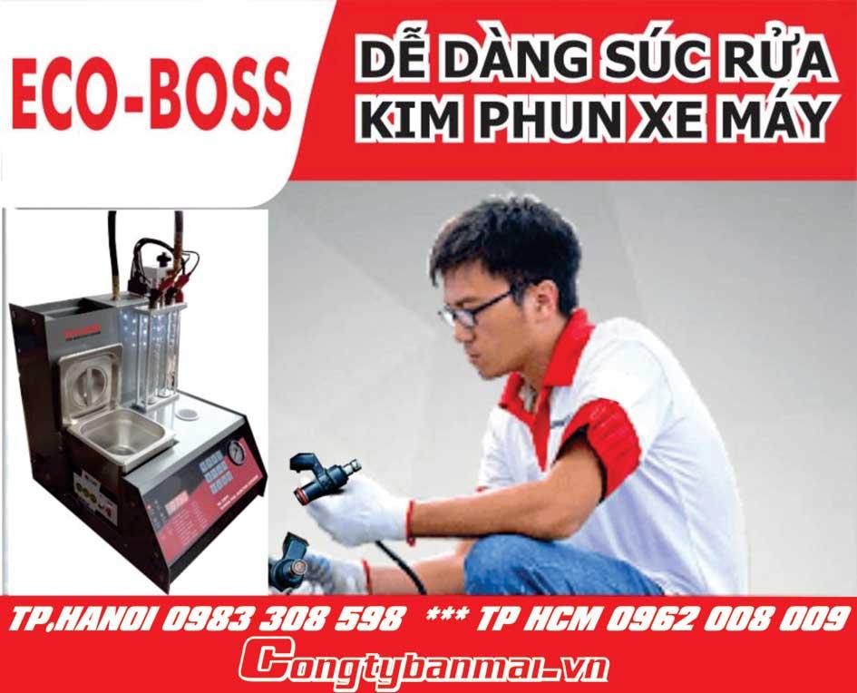 Máy súc rửa kim phun ECO-BOSS