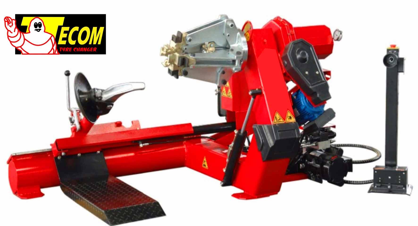 Máy làm lốp xe tải nặng TC3026, máy ra lốp xe tại nặng, máy ra vỏ xe tải lớn