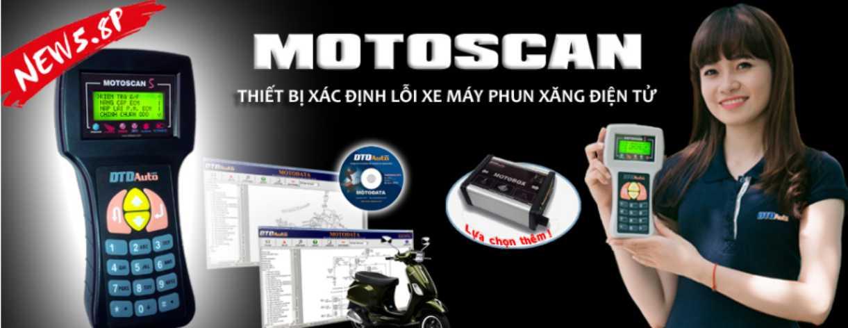 máy đọc và xoá lỗi xe máy, máy đọc lỗi motoscan, thiết bị đọc lỗi xe máy
