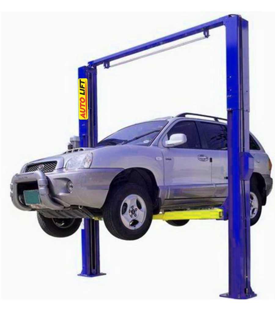 Giàn nâng xe ô tô 2 trụ