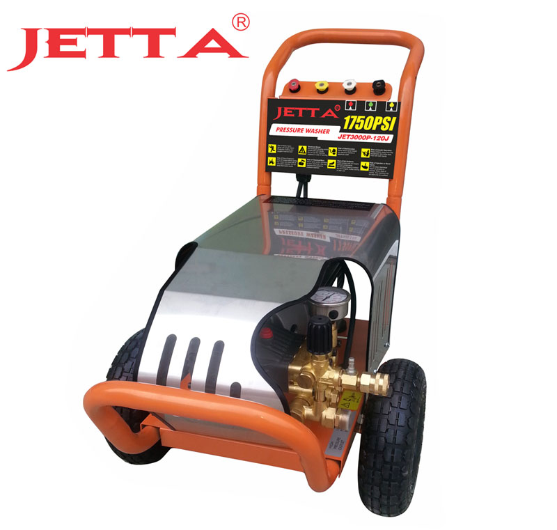 máy rửa xe ô tô JETTA 3KW -1750PSI, máy xịt rửa xe ô tô 3KW, máy rửa xe cao áp 3KW