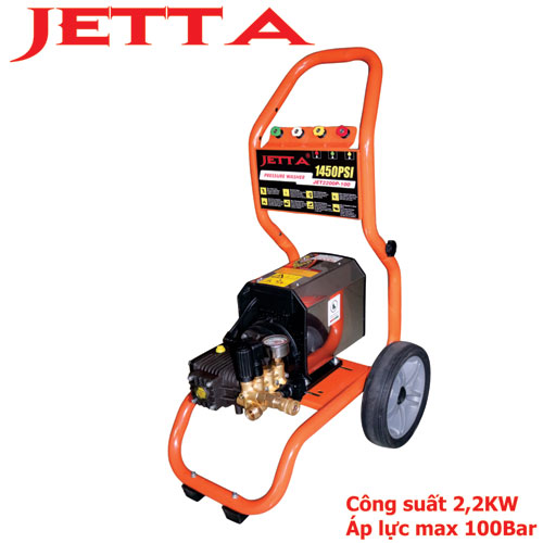 máy rửa xe 2,2 KW jetta, máy xịt rửa xe ô tô, máy phun rửa xe máy
