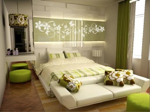 Căn phòng đẹp là căn phòng xắp xếp đồ đạc hài hòa