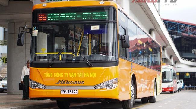 xe bus ra sân bay Nội Bài