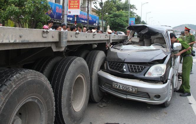 nguyên nhân gây tai nạn giao thông