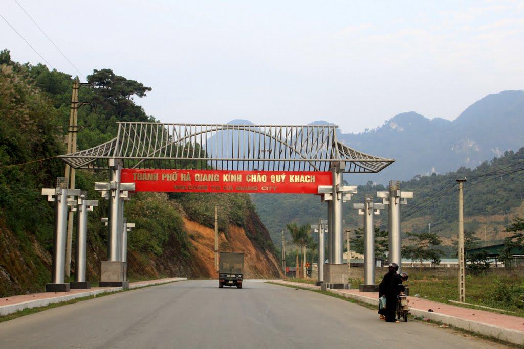 học lái xe ô tô tại Hà Giang