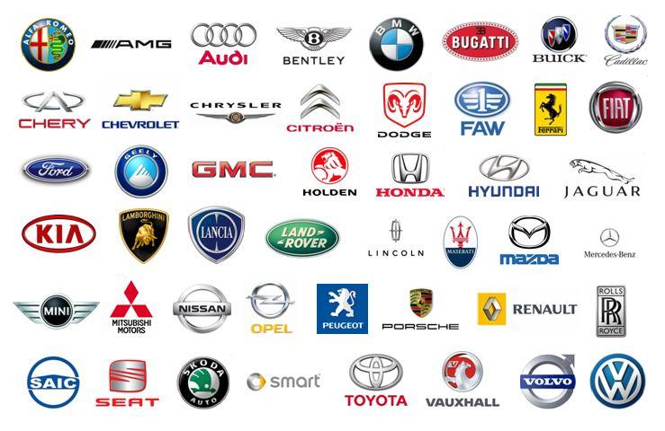 các hãng xe ô tô nổi tiếng trên thế giới