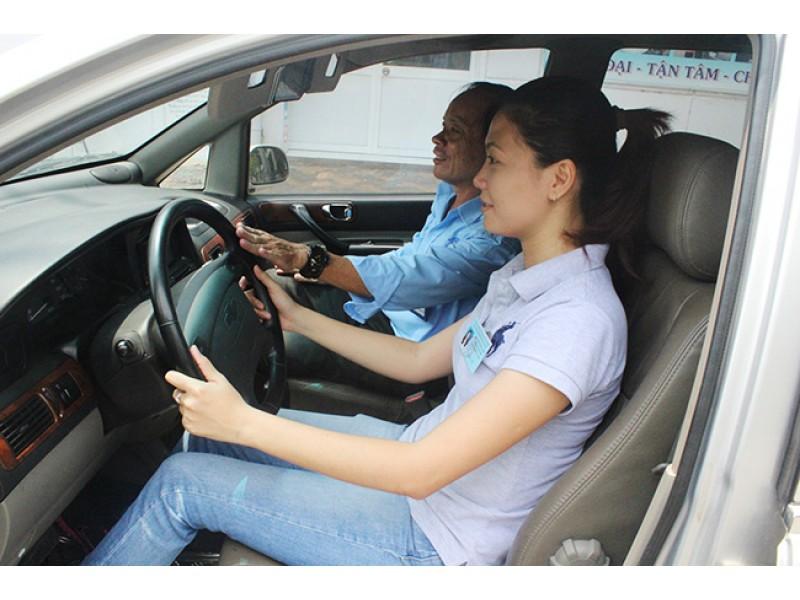 trường dạy lái xe thành công