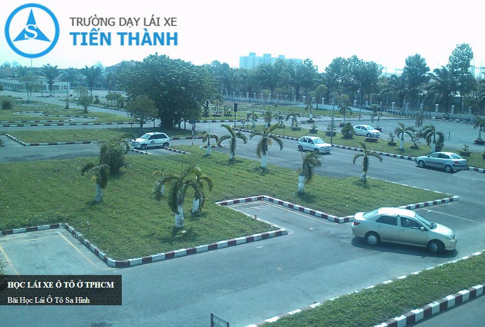 thuê xe tập lái tại quận Phú Nhuận