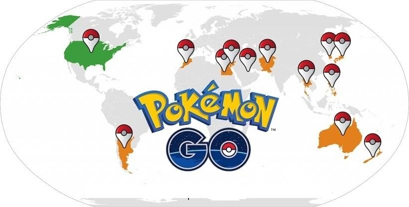 tọa độ pokemon hiếm