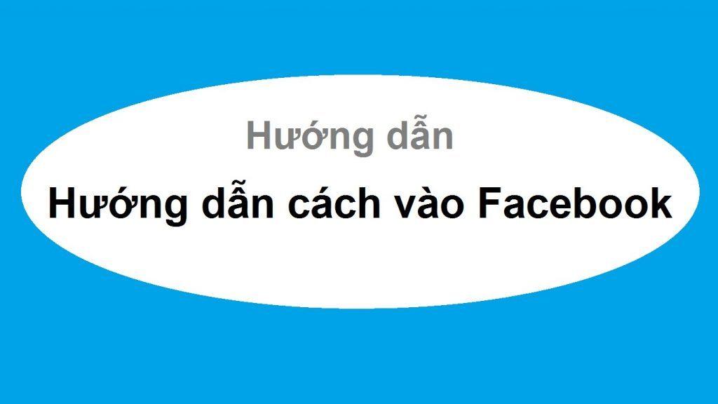 không vào được facebook